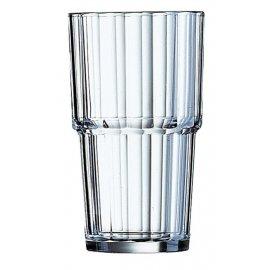 Szklanka wysoka NORVEGE 320ml [kpl 6 szt.]