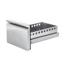 Szuflada z prowadnicami do stołów chłodniczych z agregatem bocznym