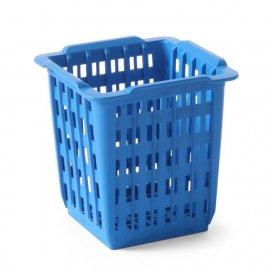 Wkład na sztućce - niebieski