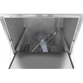 Zmywarka do naczyń 50x50 - sterowanie elektromechaniczne - 400 V Z dozownikiem detergentu i pompą spustową
