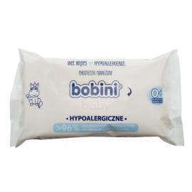 Chusteczki nawilżane dla niemowląt 60 szt. Bobini