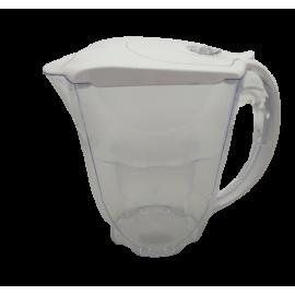Dzbanek biały Aquaphor Jasper 2,8l + wkład B25