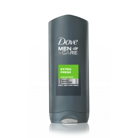 Żel pod prysznic dove men+care żel extra fresh 400