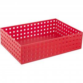 Uniwersalny organizer czerwony 32x22x9 Confetti Tadar