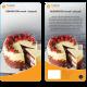 Zestaw cukierniczy do tortów Tadar 7 elementów