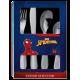 Spiderman Spidey komplet 4 sztućców dla dzieci DISNEY