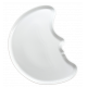Taca Księżyc 35 cm Karolina