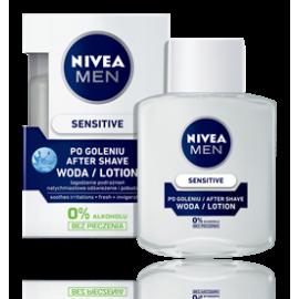 Pianka do golenia Nivea men sensitive chłodząca