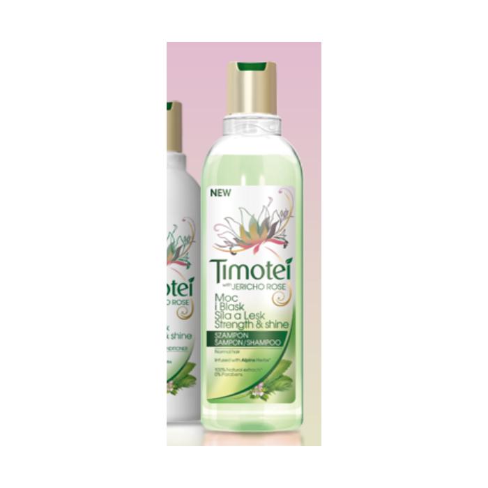 Lakier do włosów Mocne Utrwalenie Timotei