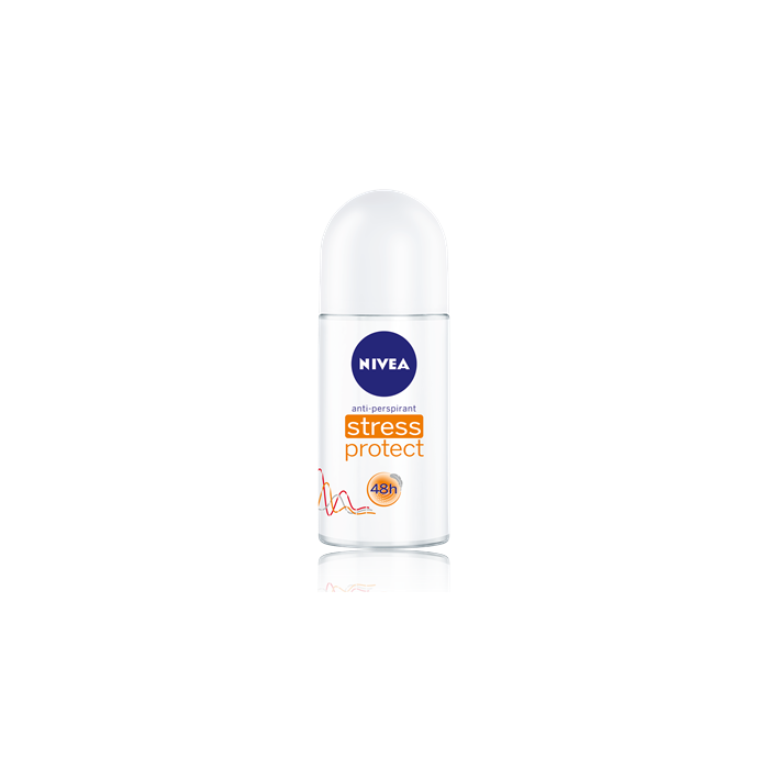 Antyperspirant w Kulce SSilver Protect Nivea