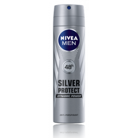 Antyperspirant Spray Silver Protect Polar Blue Nivea