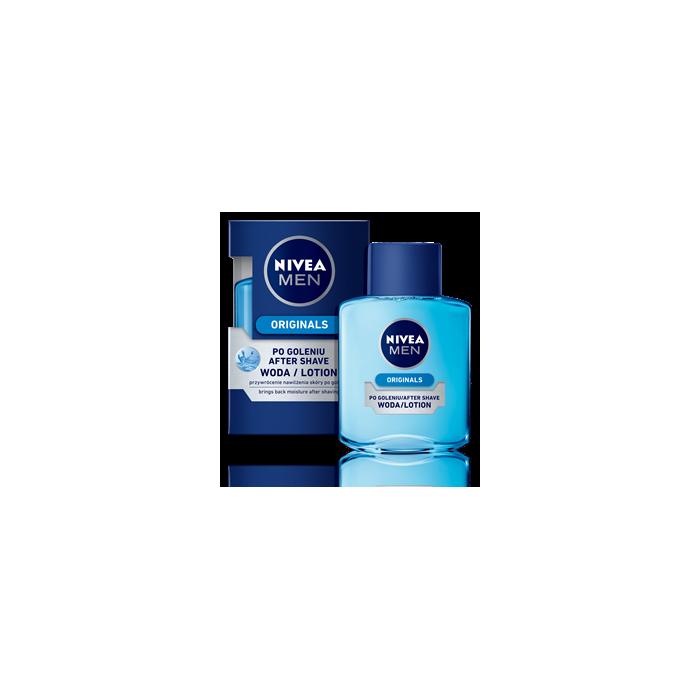 Woda po goleniu Skin Energy Nivea