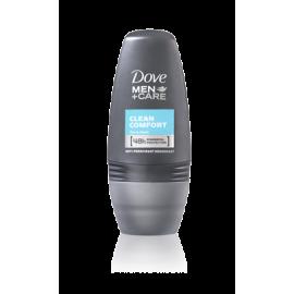 Antyperspirant w sztyfcie Clean Comfort Dove Men +Care