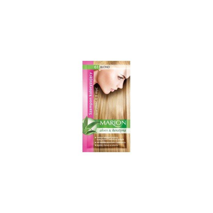 Szampon koloryzujący 61 Blond Marion