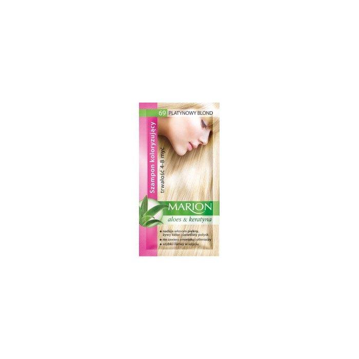 Szampon koloryzujący 69 Platynowy Blond Marion