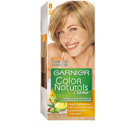 Color naturals 8 - Naturalny jasny blond