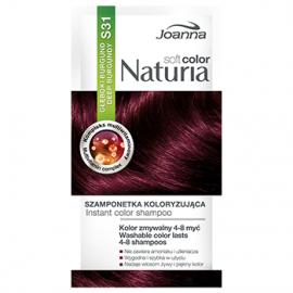 Naturia Soft Color saszetka 31 – Głęboki burgund