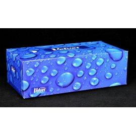 Chusteczki Velvet nature w pudełku 130