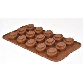 Forma silikonowa na czekoladki lub do lodu