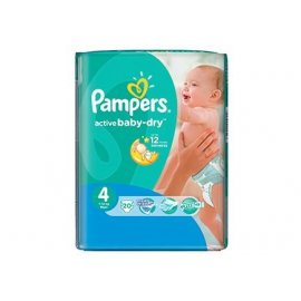 Pieluchy Pampers Active Baby-Dry