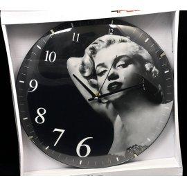 Zegar ścienny Marlin Monroe