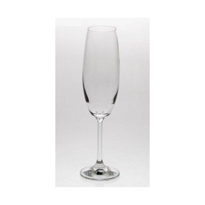 Kieliszki szampanówki Venezia Krosno