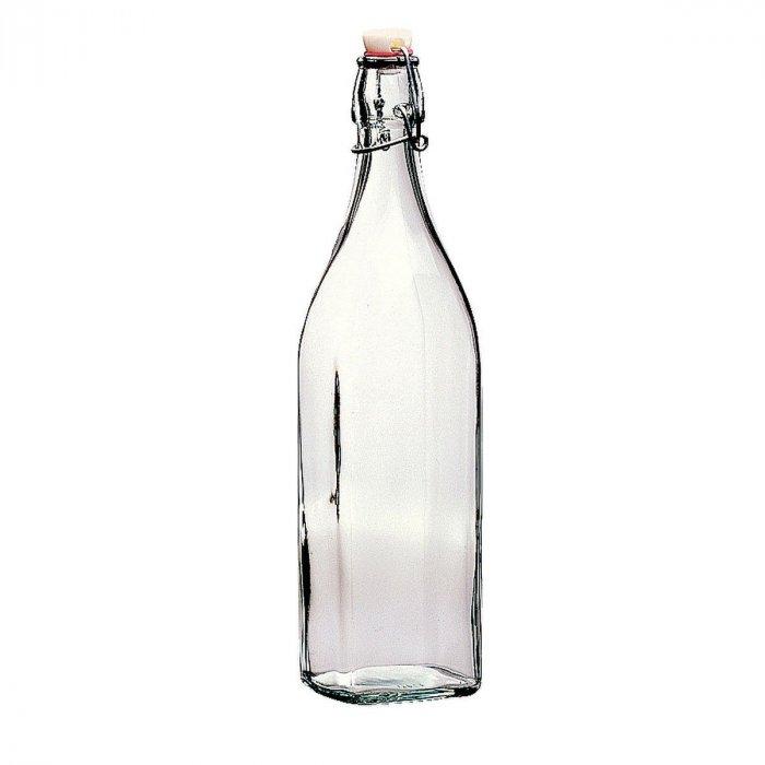 Butelka z zamknięciem pałągowym Swing 1L Bormioli