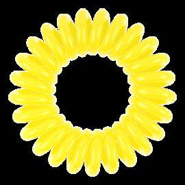 Żółta Gumka sprężynka 1 szt. do włosów Invisibobble