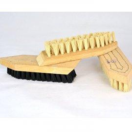 Szczotka twarda do butów Wojska Polskiego