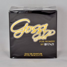 Gossi Gold  for Women JFenzi 100 ml EDP
