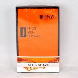 Bronze Woda po goleniu JFenzi 100