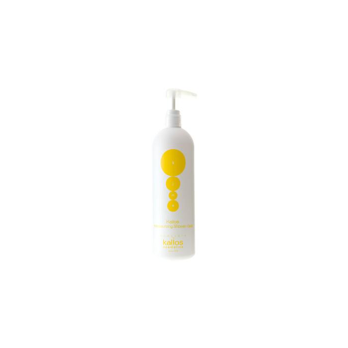 Kremowy nawilżający płyn kąpielowy KJMN o zapachu mandarynki