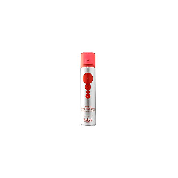 Połyskowy spray KJMN do suchych i łatwo uszkadzających się włosów