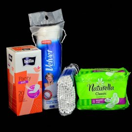 Higieniczne produkty